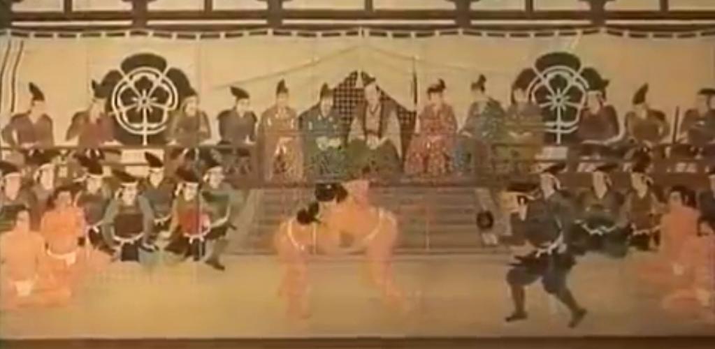 Our Nobunaga organized martial arts tournaments in 16 Century © SamuraiAcademy.org