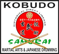 Kobudo Logo 71 © SamuraiAcademy.org