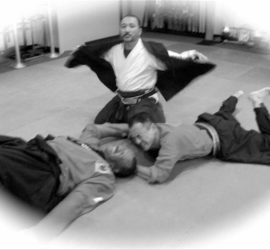 60 year practitioner, Soke Grand Master Tsuji's amazing demonstrations © SamuraiAcademy.org